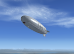 USS Macon - in route to manuvers. by M00N-CHASER