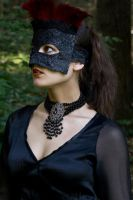 Black Lace close 1 by eyefeather-stock