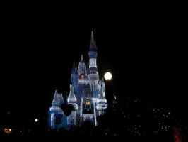 Cinderella's Castle by ModernMessiah-Photos