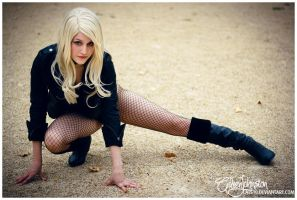 Black Canary by cats10