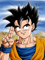 Hi, I am Gokuhan by BK-81