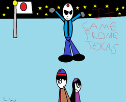 It Came  From Texas by LRW0077