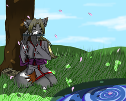 Tranquil Serenity by BluIceyy