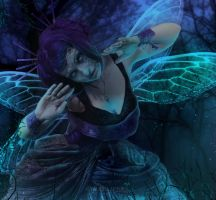 Lost Fairy by valeskamoura