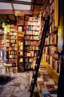 Shakespeare and Co by Sato-photography