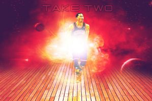 Derrick Rose TAKE TWO by assasinsilent