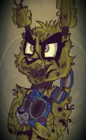 springtrap by pauriwolf17