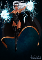 Disney Halloween: Kida by IsaiahStephens
