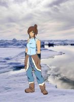 The Legend of Korra by AimiHime