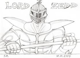 Lord Zedd by Megamink1997