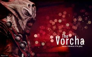 The Vorcha: Chihuahua's of the galaxy by Belanna42