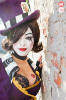 Mad Moxxi: Hey There, Sugar by Enasni-V