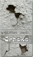 texture pack - cracks by kuschelirmel-stock