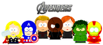 THE AVENGERS by Lathspellbadnews