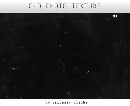 TEXTURE - old photo by BaltasarVischi
