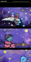 The Prothean and the Asari Poem by StellarStateLogic