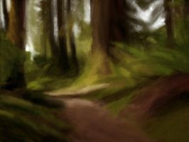 Forest by rustwood