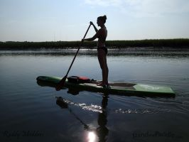 Stand and Paddle SUP 4681 by PaddleGallery