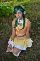 Gumi Cosplay by KotomiCosplay