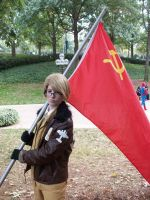 APH: America: Red Scare by AmaranthBlacktree