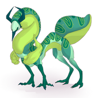 [Ludicrits Feral] - Raffle Prize [CLOSED] by SSCAdopts