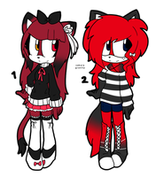 Sonic Adoptables :: SOLD by SakuraGravity