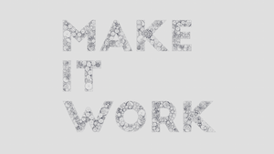 Make it work - Walpaper by iosa