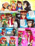 Megaman: S-H-D Manga Page 6 by Sonicbandicoot