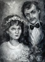 Wedding Portrait by Keltu
