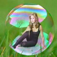 Bubbled Buffy by blunose2772