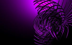 abstract skeleton by Joschi518