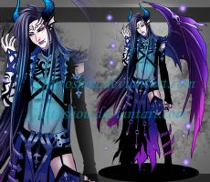 MALE ADOPT 83 [ Auction ] [ CLOSED ] by gattoshou