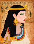 Cleopatra by Orphen5