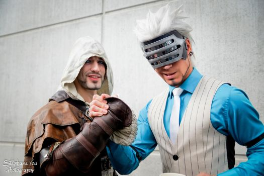 Happy Birthday Elffi Cosplay by Leon Chiro by LeonChiroCosplayArt