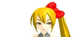 MMD bow download by liljj1228