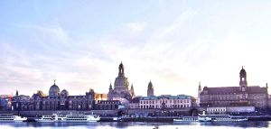 View of Dresden by shytiha