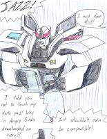 TF: P Prowl by FrostedIcefire