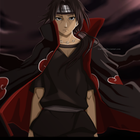 Itachi Uchiha by carl1tos