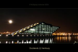 Docklands by W0LLE