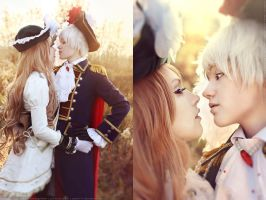 Hetalia Axis Powers - X by aKami777
