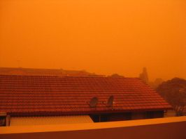 .:Dust Storm:. by ChillzWow