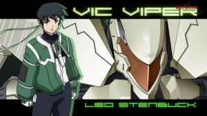 Zone of the Enders HD: Leo Stenbuck and Vic Viper by admiralakbar101