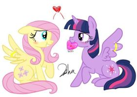 Love letter:3 by CatwalkOoo