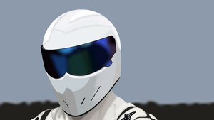 The Stig! (Top Gear) by MrIDrawThings
