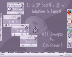 Lila XP For Beatnik by TNBrat