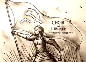 HWS Project: Choir of Liberty by Gambargin