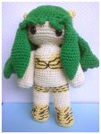 LUM amigurumi plush doll by pirateluv