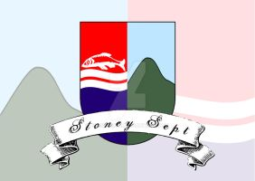 Coat of Arms Stoney Sept by engineerJR