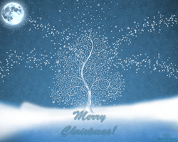 Marry X-Mas by silver2545
