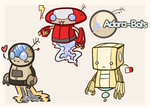Adora-Bots by Sparrow-Heart